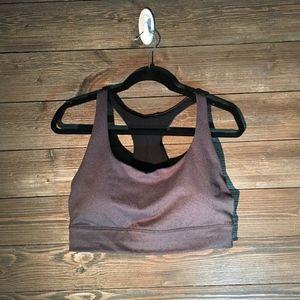Sports bra unknown brand never worn 1x